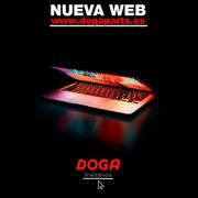 Doga Parts tiene nueva web