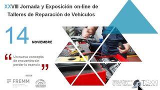 Fremm y Gretamur organizan la 28º Jornada y Exposición de Talleres de Reparación