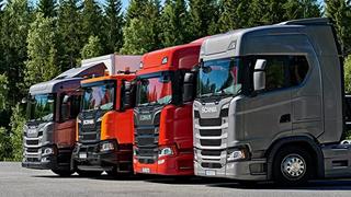 La venta de camiones y autobuses cayó el 28% en octubre