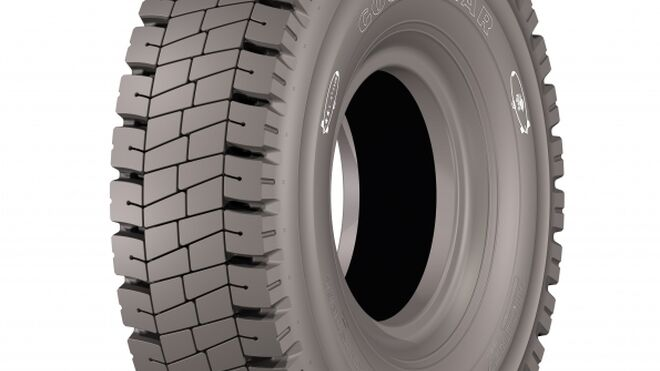 Goodyear lanza el RH-4A +, su nuevo neumático OTR para las flotas de transporte pesado