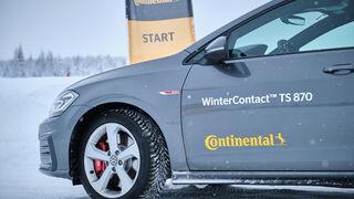 Los neumáticos de invierno de Continental, los mejor valorados por los consumidores