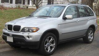 Avería en un BMW X5: testigos encendidos de 4x4, freno de estacionamiento y DSC/ESP
