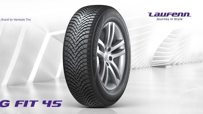 Laufenn G FIT 4S, nuevo neumático all season para turismos y SUV de Hankook