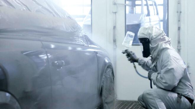 El Sistema Xtreme de Standox, la solución para el repintado de coches híbridos y eléctricos
