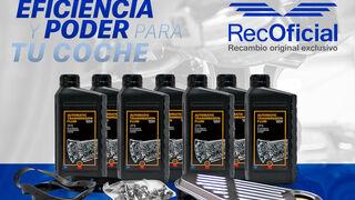 RecOficial incorpora los kits de mantenimiento para cajas de cambio automáticas