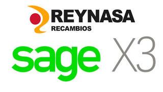 """Reynasa implanta el nuevo software de gestión """"SAGE X3"""""""