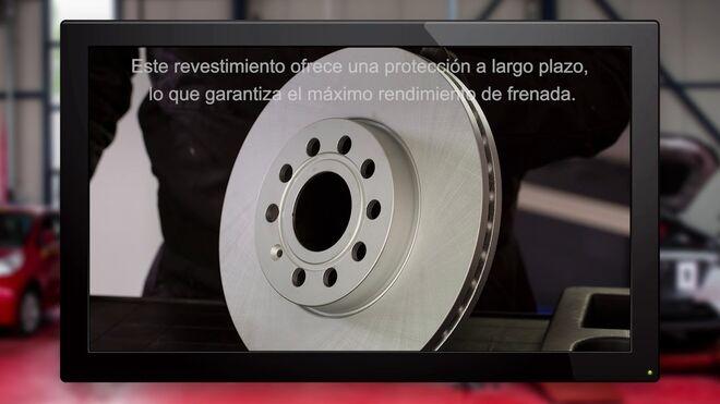 Guía para la instalación de los discos de freno revestidos de Ferodo