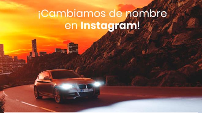 Osram cambia de nombre en Instagram para reforzar su identidad