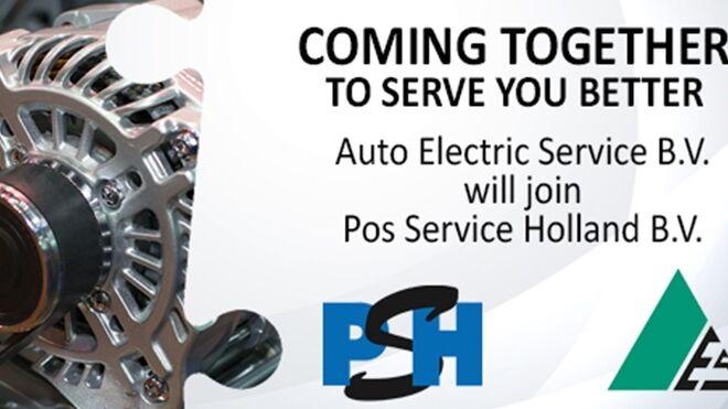 PSH culmina la integración de Auto Electric Service (AES)