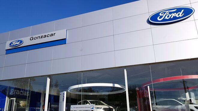 El concesionario Gonzacar (A Coruña) recibe su undécimo Chairman's Adward de Ford
