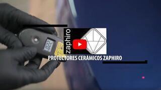 Nuevo videotutorial sobre protectores cerámicos en spray de ZAPHIRO