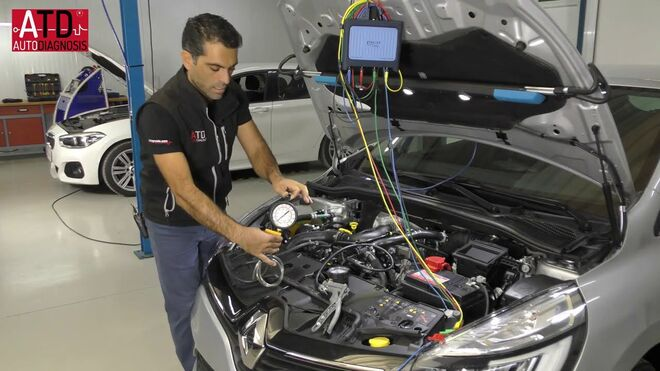 Paso a paso para comprobar la regulación de presión de combustible en motores MPI