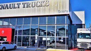 Renault Trucks estrena instalaciones en Córdoba de la mano del Grupo Scora