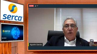 """Agustín García (Serca): """"No importa el tamaño de las empresas. La única fórmula es hacer una buena gestión"""""""