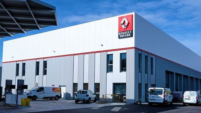 Renault Trucks estrena instalaciones en Sabadell (Barcelona) con Vallés de Automoción