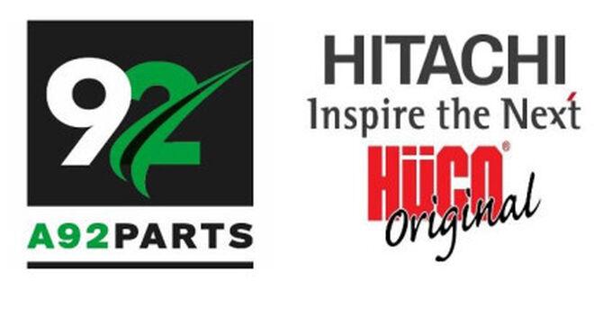 A92 Parts cuenta ya con productos Hitachi y Hüco en sus almacenes