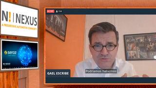 """Gael Escribe (Nexus): """"Trabajaremos para hacer a Serca más fuerte también a partir de 2021"""""""