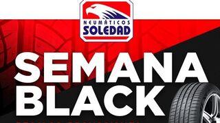 """Neumáticos Soledad organiza su """"Semana Black"""" con diferentes ofertas en su B2B"""