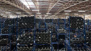 Top Recambios llega al millón de neumáticos en stock
