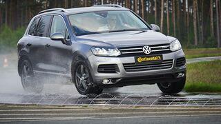 Los neumáticos XL de Continental, solución para las altas exigencias de los SUV
