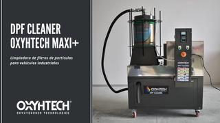 Las máquinas de limpieza de filtros Oxyhtech se lanzaron en febrero