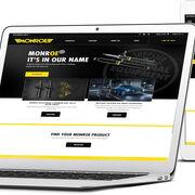 Monroe lanza una nueva web centrada en productos y en soporte