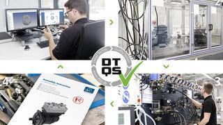 Las mejoras de Diesel Technic en su sistema de control de calidad DTQS