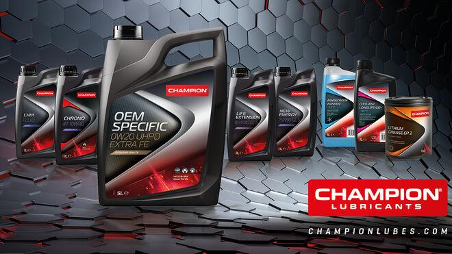 Lubricantes Champion presenta un nuevo aceite de motor para los Cursor Euro 6 de Iveco