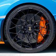 El Lamborghini Huracán STO calzará los neumáticos Bridgestone Potenza a medida