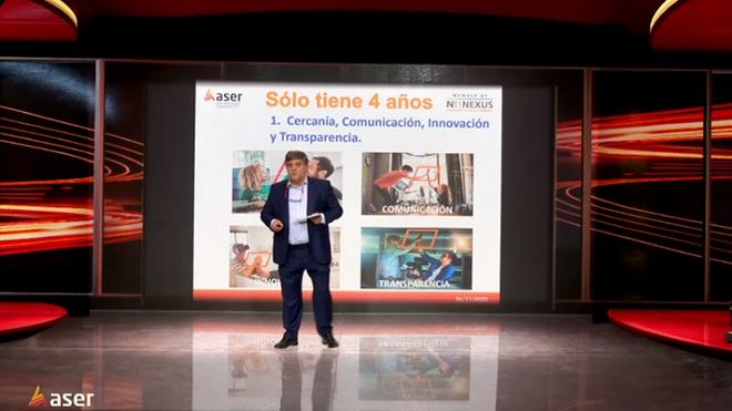 """J. Luis Bravo (Aser): """"Buscamos una distribución selectiva interesante"""""""