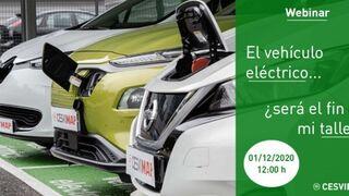 La expansión del coche eléctrico: ¿supondrá el fin de los talleres?