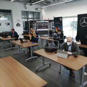 Glasurit participa en la 18ª Asamblea de Talleres Autorizados de Mercedes-Benz