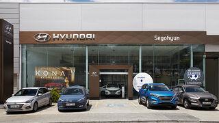 El concesionario Segohyun (Segovia) recibe la certificación Hyundai Pro Philosophy