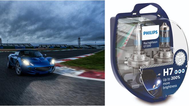 Lumileds presenta Philips RacingVision GT200, sus nuevas lámparas para faro principal