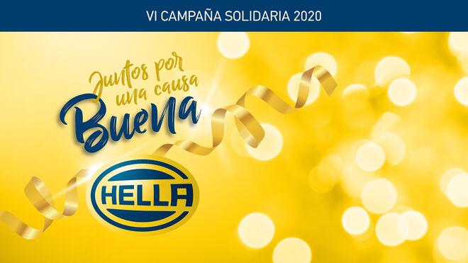 """Hella arranca su campaña solidaria """"Juntos por una Causa Buena"""""""