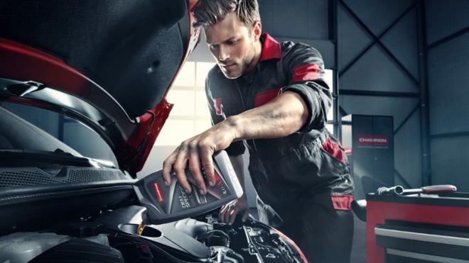 Lubricantes Champion presenta un aceite de motor de baja viscosidad para coches del grupo VAG