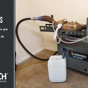 Testimonios de talleres tras comprar la máquina de limpieza de filtros de partículas Oxyhtech