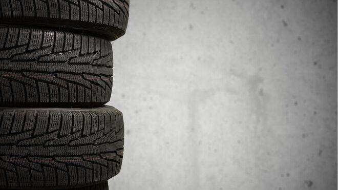 Denuncian el abandono de 36 neumáticos debajo de un puente en Azkoitia (Guipúzcoa)