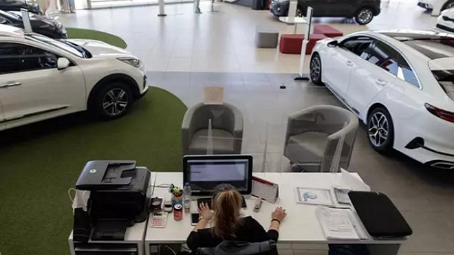 La venta de automóviles crecerá el 16,2% en España el próximo año