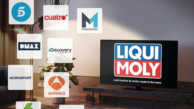 Liqui Moly se anunciará en Prime Time en televisión