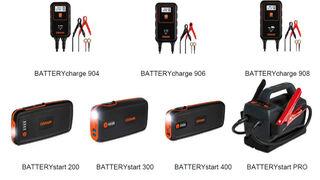 Nueva gama de cargadores y arrancadores Osram para el cuidado de la batería
