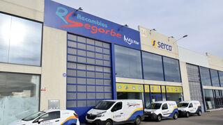 Recambios Segorbe abre un punto de venta en Utebo (Zaragoza)