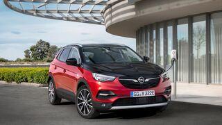 Alerta por una grieta en la rótula del eje trasero de los Opel Hybrid 4 y Grandland X