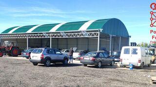 Desmantelado un taller ilegal en Tudela (Navarra)