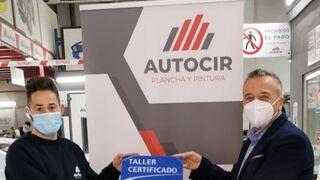 Talleres Autocir obtiene el certificado de Centro Zaragoza