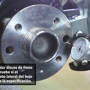 Consejos de Ferodo para comprobar el grosor de los rotores de los discos de freno