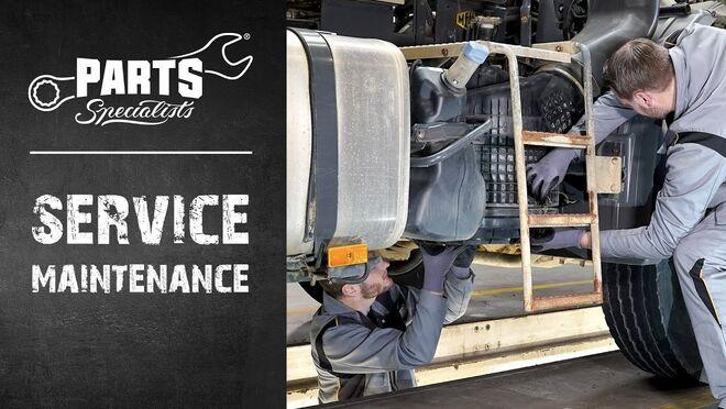 Consejos prácticos sobre el mantenimiento de un camión