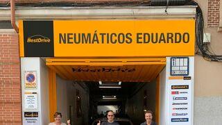 Neumáticos Eduardo renueva su imagen para reforzar su vínculo con BestDrive