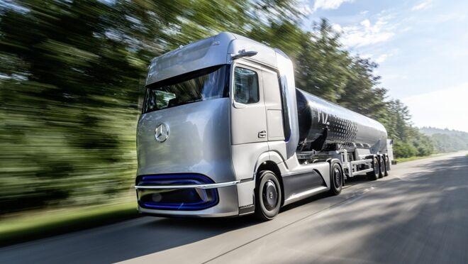 Adiós europeo en 2040 a los camiones nuevos alimentados por combustibles fósiles
