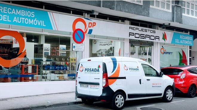Repuestos Posada se expande en Asturias con una nueva sucursal en Sama de Langreo